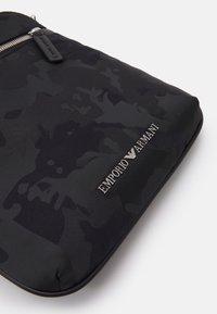 Emporio Armani - Across body bag - black - 5