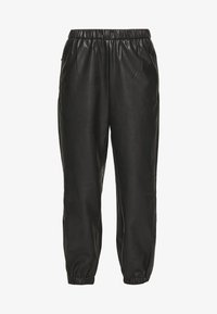 Weekday - DEANNA TROUSER - Trousers - black - 3