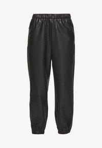 DEANNA TROUSER - Pantalon classique - black