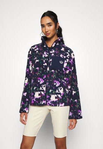 BELLISTA INSPIRED FULL ZIP - Fleece jacket - multicolor