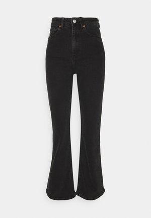 KAORI - Relaxed fit jeans - black dark