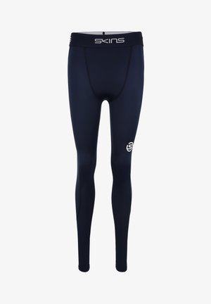 Dlouhé spodní prádlo - navy blue