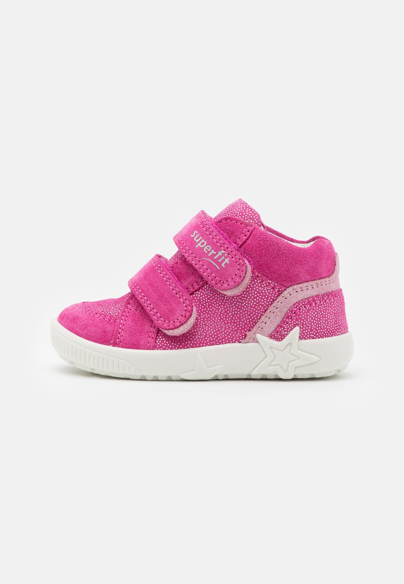 Superfit - STARLIGHT - Baby shoes - rosa
