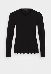 Sisley - Jumper - black - 3
