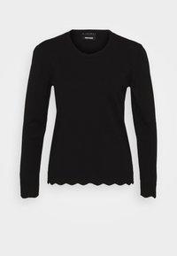 Sisley - Maglione - black - 3