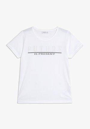 AZRA - Print T-shirt - white