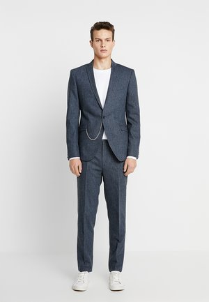 NEWTOWN SUIT - Completo - mid blue