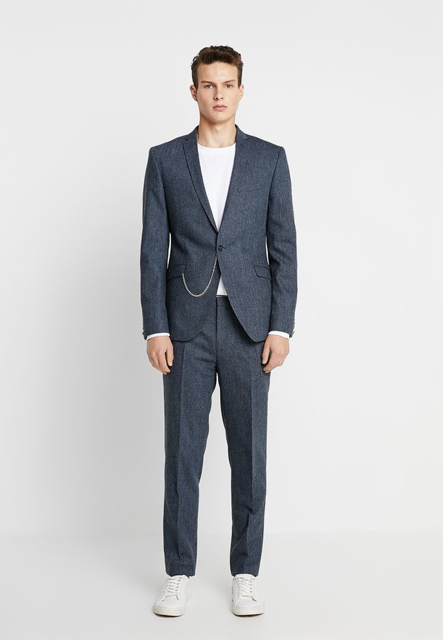 NEWTOWN SUIT - Dress - mid blue