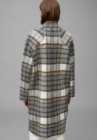 Marc O'Polo DENIM - Classic coat - multi/black - 2