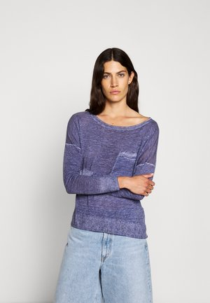COOL DYE - Jumper - raw indigo