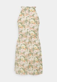 Vila - VIMILINA FLOWER DRESS - Cocktail dress / Party dress - sandshell - 5