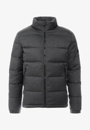 COSPY JACKET - Winter jacket - black/melange