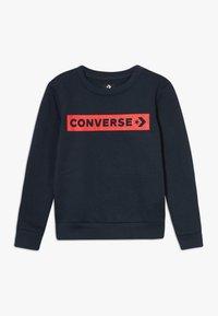 Converse - Sweatshirt - obsidian - 0