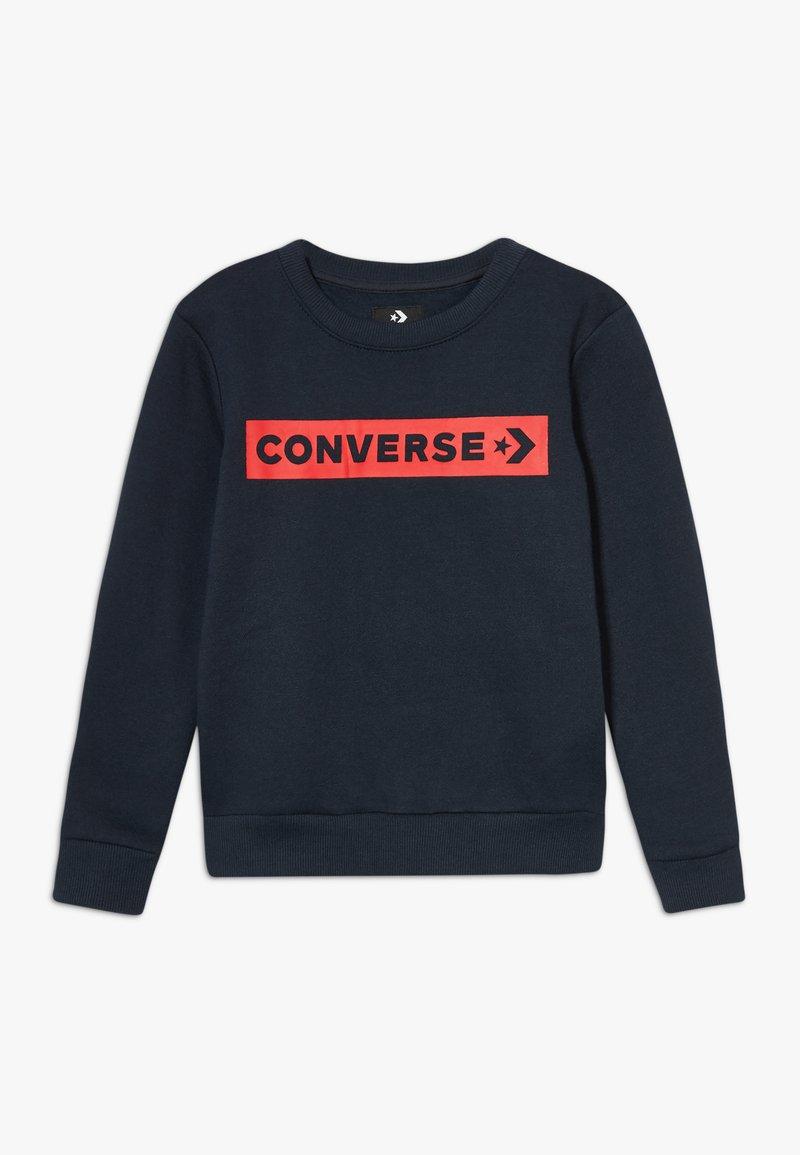 Converse - Sweatshirt - obsidian