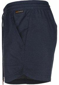 Jack Wolfskin - SENEGAL SHORTS - Sports shorts - midnight blue - 2