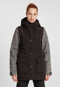 O'Neill - SNOW PARKA - Snowboard jacket - black out - 0
