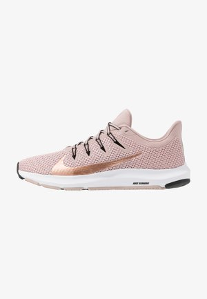 QUEST 2 - Chaussures de running neutres - stone mauve/metallic red bronze/black