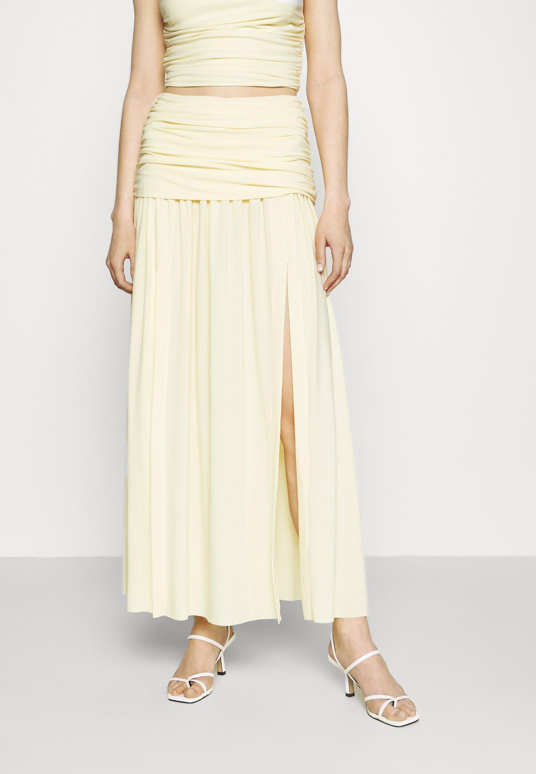 Women ISLA MIDI SKIRT - Maxi skirt