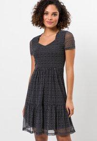 zero - Day dress - black - 1