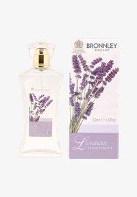 Bronnley - BRONNLEY EAU DE TOILETTE LAVENDER 50ML - Eau de Toilette - lila - 0