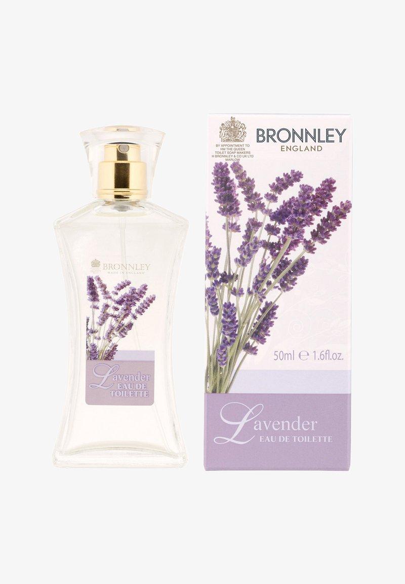 Bronnley - BRONNLEY EAU DE TOILETTE LAVENDER 50ML - Eau de Toilette - lila