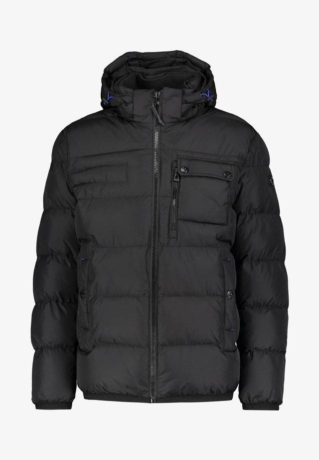 STYLE.MONTANA - Winter jacket - schwarz