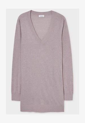 Sweatshirt - light violet