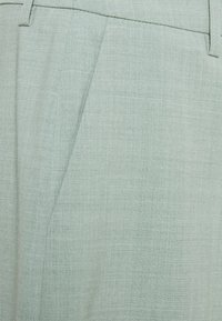 Gestuz - AMALIGZ WIDE PANTS - Pantaloni - slate gray - 4