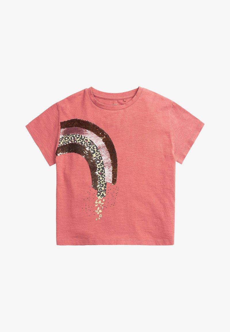 Next - T-shirts print - brown