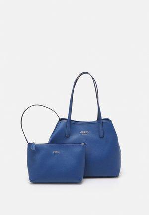VIKKY TOTE SET - Handbag - blue
