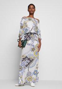 Desigual - Maxi šaty - azul dali - 1