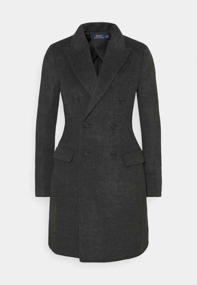 HVYWEIGHT  - Classic coat - charcoal