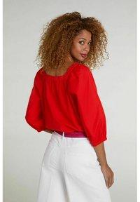 Oui - Blouse - fiery red - 2