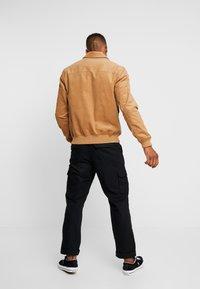 Topman - HARRINGTON - Summer jacket - stone - 2