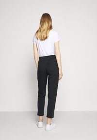 WEEKEND MaxMara - KERAS - Tracksuit bottoms - black - 2
