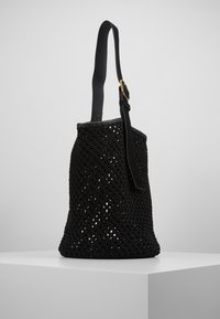 By Malene Birger - LIV BUCKET - Handbag - black solid - 3