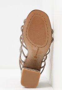 Alma en Pena - High heeled sandals - taupe - 6