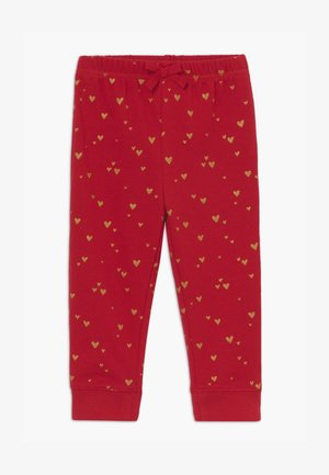 ARCH PANT BABY - Kangashousut - modern red