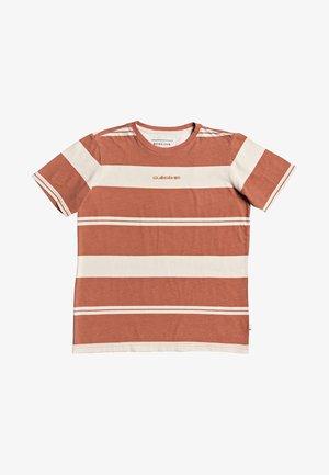 MAXED HERO  - T-shirt print - pink