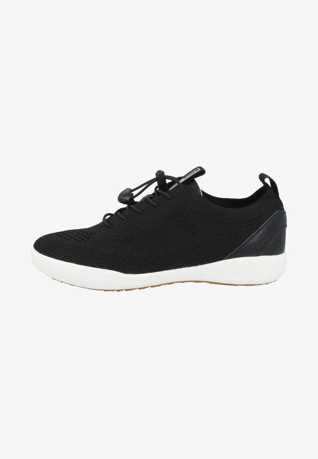 SINA - Baskets basses - black