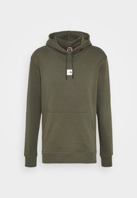 The North Face - GRAPHIC HOOD - Bluza z kapturem - new taupe green - 3