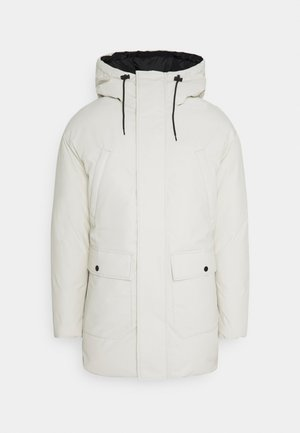LEWIS HAMILTON UNISEX REVERSIBLE PARKA - Down coat - black