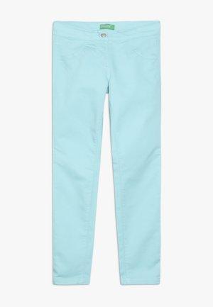 TROUSERS - Skinny džíny - light blue