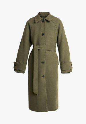 ARELIA COAT - Classic coat - khaki