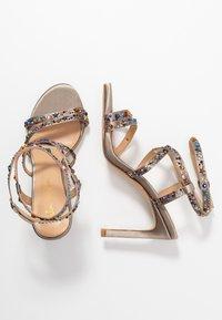 Alma en Pena - Sandaler med høye hæler - pewter - 3