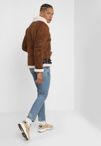 Sixth June - PERFECTO - Summer jacket - brown - 2