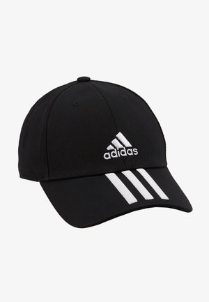 3STRIPES BASEBALL COTTON TWILL SPORT - Casquette - black/white/white