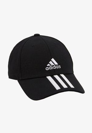 3STRIPES BASEBALL COTTON TWILL SPORT - Caps - black/white/white