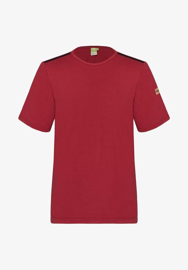 Print T-shirt - rubin