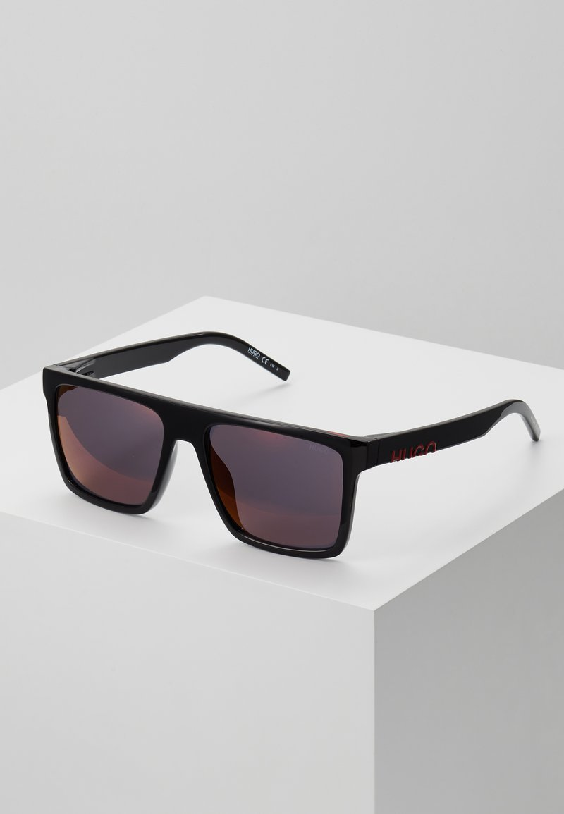 HUGO - Sunglasses - black